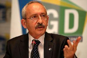 Kılıçdaroğlu Başbakan Erdoğan'a da yüklendi