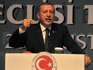 Başbakan, Dolmabahçe'de konuşuyor!