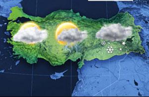 Bu güzel tatil gününde hava nasıl olacak?