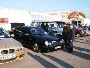 Trabzon'da 2. el otoya yoğun ilgi!