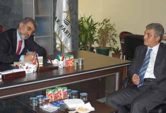Günnar Trabzon'a enerji müjdesi verdi