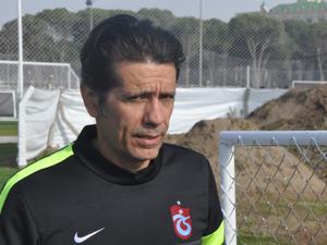 Trabzonspor'un yeni kondisyoneri işi ele aldı