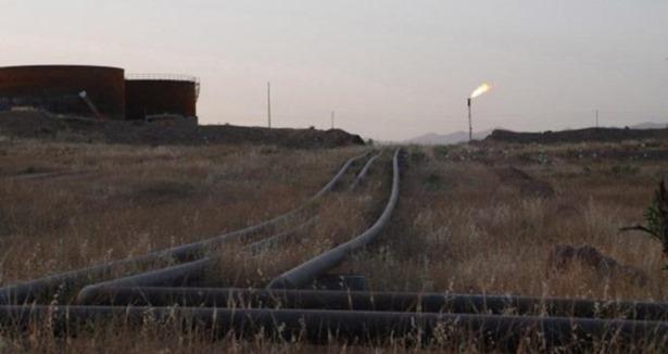 Türkiye'ye ham petrol akışı başladı