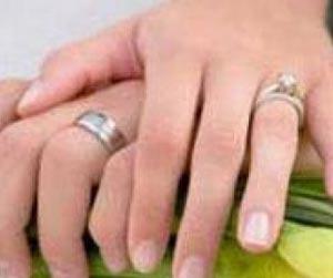 Bulancak'da yeni Başkan ilk nikahını kıydı