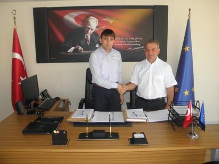 Trabzon'da tarıma TKDK desteği