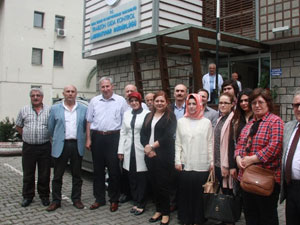 Trabzon hizmete sırtını dönmeyecektir