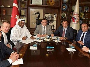 Körfez Ülkeleri İşbirliği İş Forumu Trabzon'u tercih etti