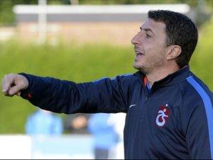 Trabzonspor'da Şota'dan oyuncularına uyarı