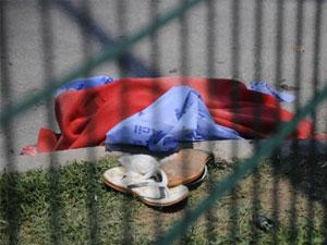 Çinli turistin feci ölümü