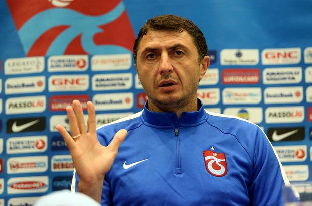 Şota Trabzonspor maça hazır
