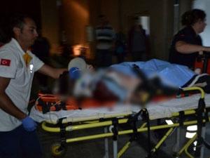 Eskişehir'de kaza: 5 ölü, 1 yaralı