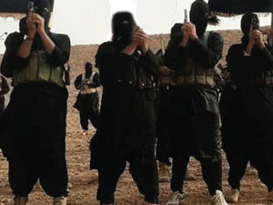 IŞİD'e büyük darbe! Tam 431 kişi...