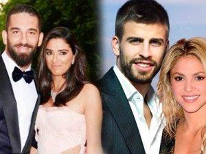 Shakira Arda'yı yemeğe çağırdı