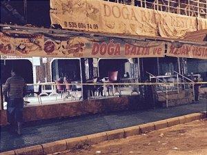 Restoranın tavanı çöktü: 12 yaralı