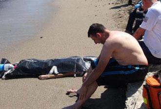 3 genç boğuldu, biri de kayıp