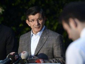 Davutoğlu: 4 parti deklarasyon imzalamalı
