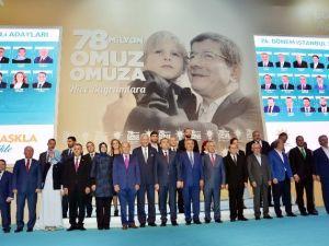 İstanbul adayları vitrine çıktı
