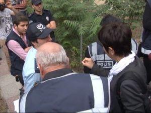 Saraçoğlu Mahallesi'nde tahliye gerginliği sürüyor