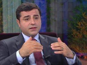 Demirtaş'tan tahrik dolu açıklama!