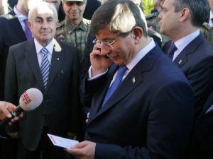 Başbakan, İçişleri Bakanı Altınok ile görüştü