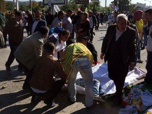 Ankara patlamasında ölü sayısı artıyor