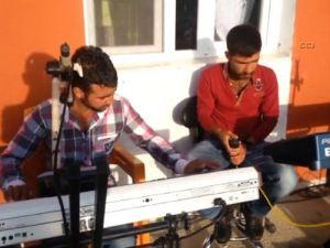 PKK'nın öldürdüğü müzisyenin son görüntüleri