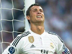 Ronaldo'dan Olay Hareket!