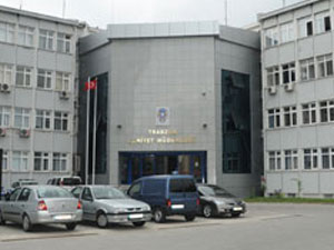 Trabzon'da paralel operasyon