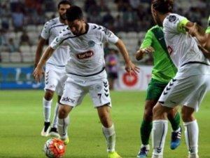 Akhisar Belediyespor Torku Konyaspor'a yenildi