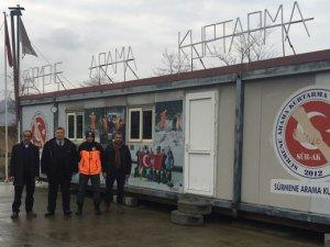 İşleri Trabzon'da hayat kurtarmak!