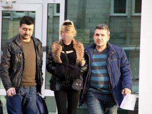 Sevgilisini vuran kadın tutuklandı