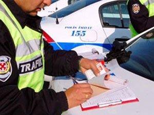 Trabzon'da 133 sürücüye ceza