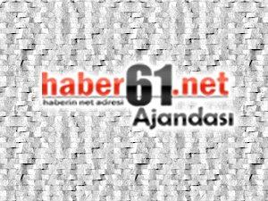Haber61'in Ajandası 18.01.2016