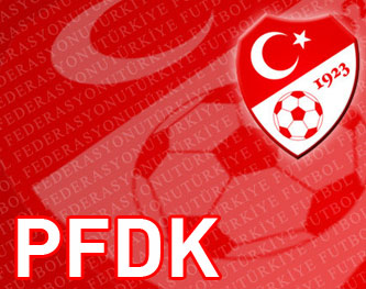 1461 Trabzonlu futbolcu PFDK'lık