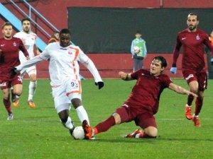 Trabzonspor'da fedaya devam