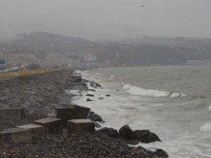 Trabzon'da hava sıcaklığı çakıldı!