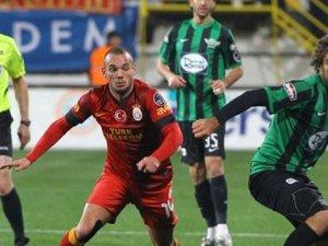 Akhisar Belediyespor Galatasaray