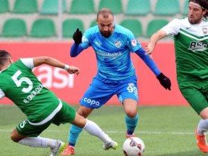 Bursaspor Büyükçekmece Tepecikspor'u ağırladı