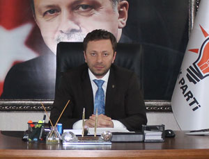 AK Parti İl Başkanının acı günü