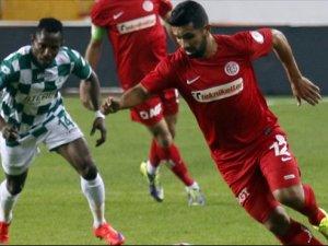 Giresunspor Antalyaspor'a mağlup oldu