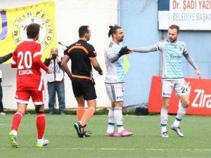 Fenerbahçe Tuzlaspor'u yendi