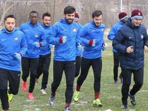 1461 Trabzon Kayseri Erciyes'e hazırlanıyor