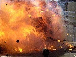 Karne dağıtımında patlama: 5 öğrenci yaralı
