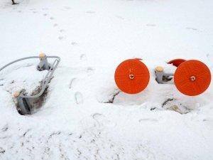 Kardan Kaleler Oluştu - Bitlis haber