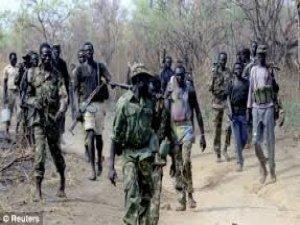 Sudan Hükümeti'nden gelen 'Tecavüz' izni...