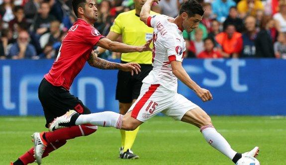 İsviçre tek golle kazandı