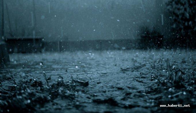 Meteorolojiden kuvvetli yağış uyarısı: 6 saat...