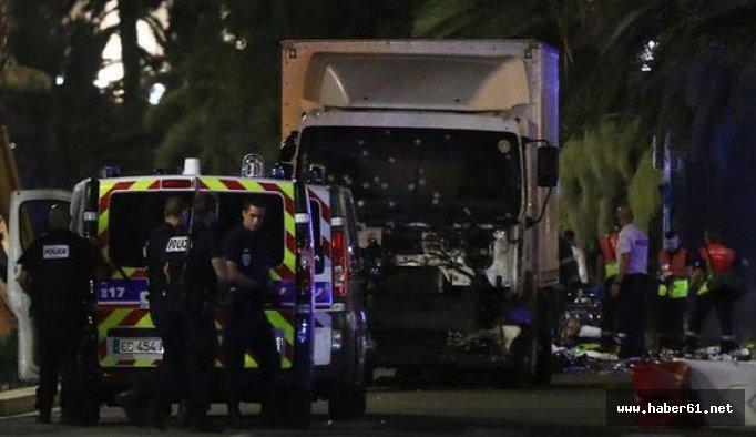 Terör saldırısı: 84 ölü, 100'den fazla yaralı