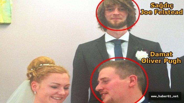 Kocasını, düğün sağdıcı ile aldattı!