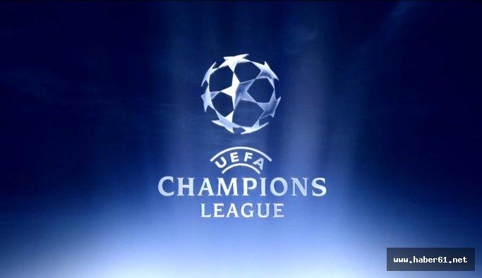 Şampiyonlar Ligi'nin eşleşmeleri belli oldu